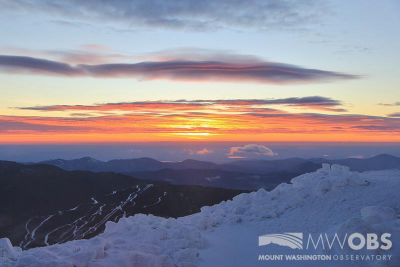 Sunrise 22 November 2014