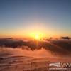 Shallow Fog at Sunrise