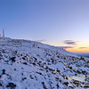 Summit Cone at Sunset