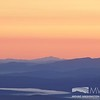Coburn Mountain, Maine at sunrise
