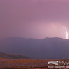 Lightning striking Carter-Moriah-Wildcat Range