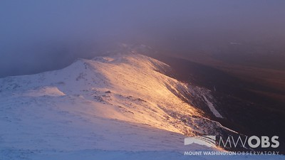 Last Light on Southern Summits