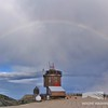 Rainbow Over The Summit