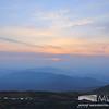 Hazy Sunset, 12 May 2016