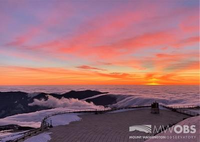 Undercast Sunrise 2020-01-25