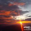 Sunset 1 August 2016