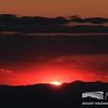 Summer Sunset near Little Jay and Jay Peak, VT