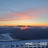 Sunrise from the Observation Deck