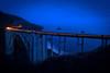 Bixby Creek Bridge. Big Sur, California