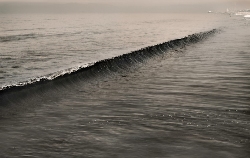The Long Grey Wave