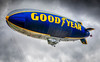 Spirit of Innovation Goodyear Blimp Carson