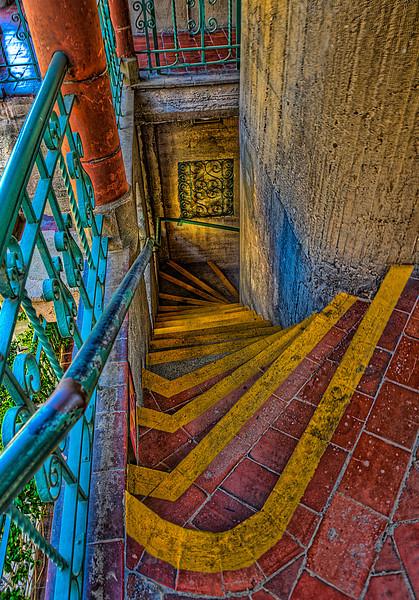 Stairway Mission Inn