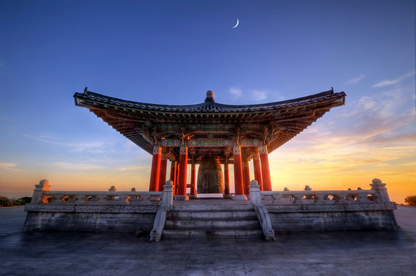 Korea Friendship Bell