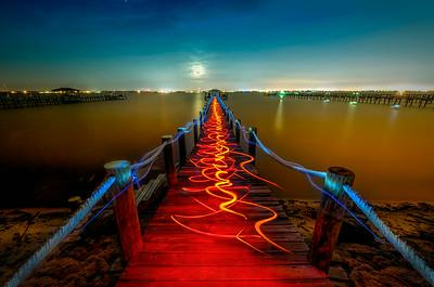 Gable Neon Dock