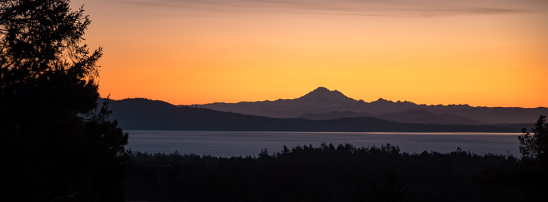Mt. Baker Sunrise