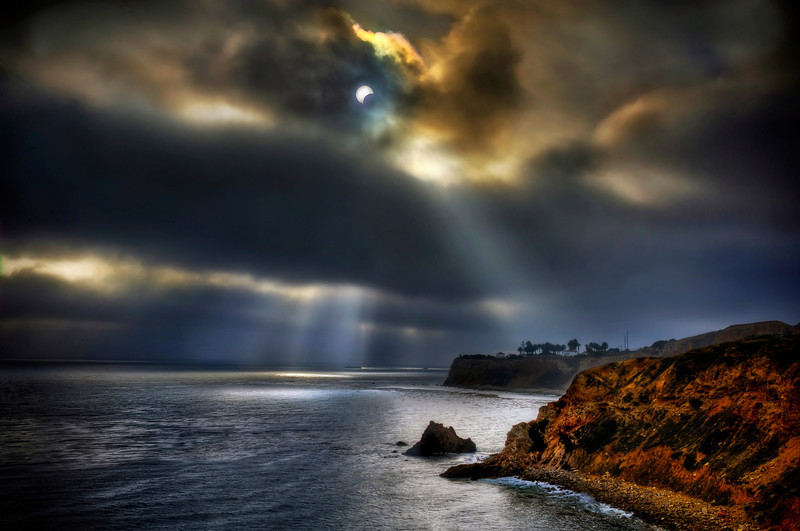 Annular Solar Eclipse 2012 Terranea