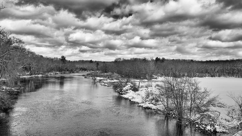 Winter VIsta, Sherborn, Massachusetts