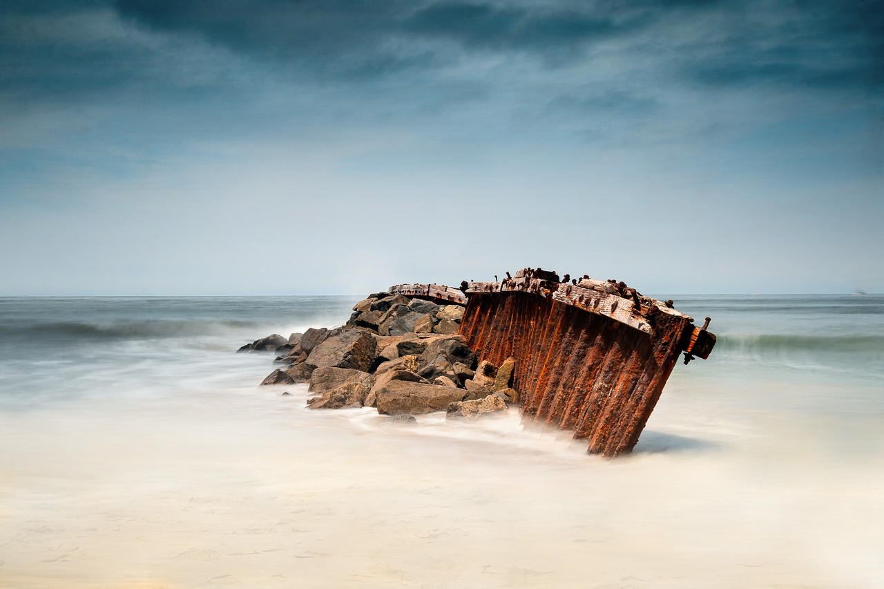 Dockweiler Beach Jetty