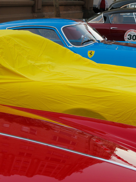 Primary colors.