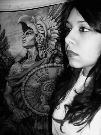 Photo 1: Encounter/Self-Portrait (Spring '09)