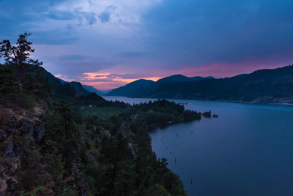 Columbia River Gorge, 2015