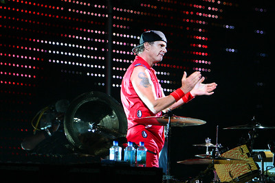 Chad Smith-Red Hot Chili Peppers