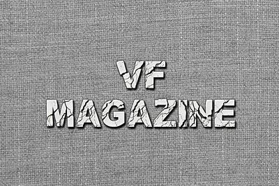 {V F}   Virtual Fashion Magazine