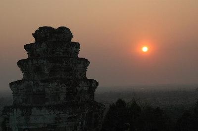 Sunset Angkor Wat, Cambodia