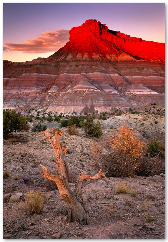 Paria Valley Sunset