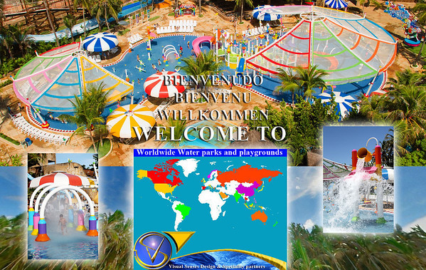 VISUAL SENSES & PARTNERS: Your splashing world of safe fun for big and small