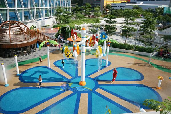 PLAYPOINT Changi Mall Asia