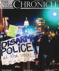 Black Lives Matter and Police Brutality.