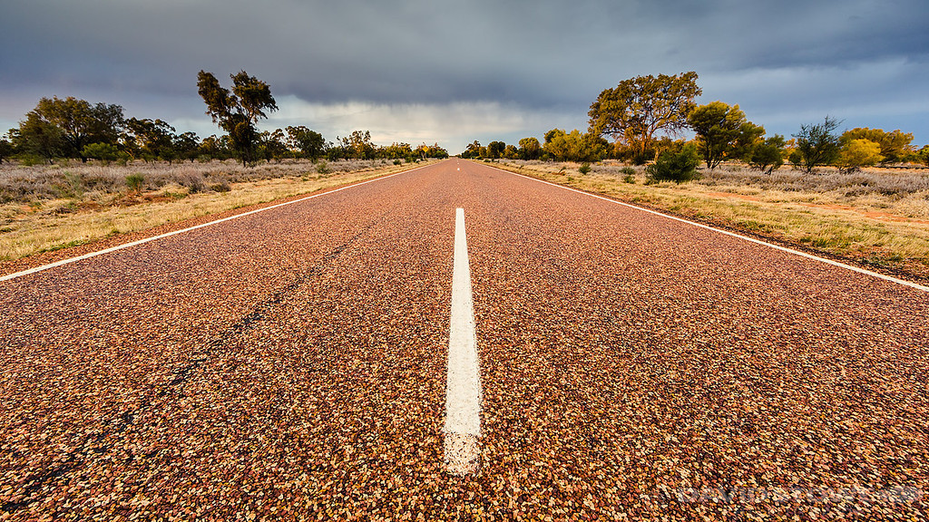 Cunnamulla road ©David Stowe-9301