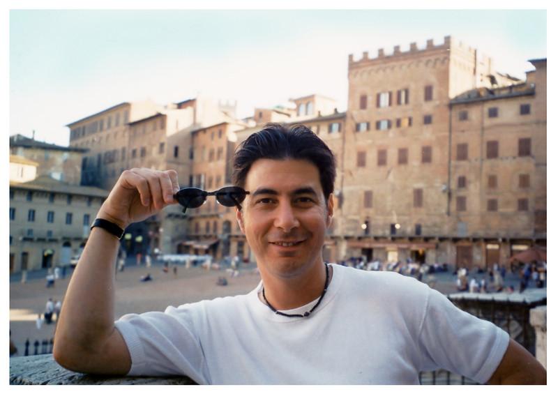I love Siena!