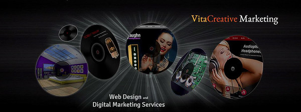 see working site at https://www.vitacreative.com