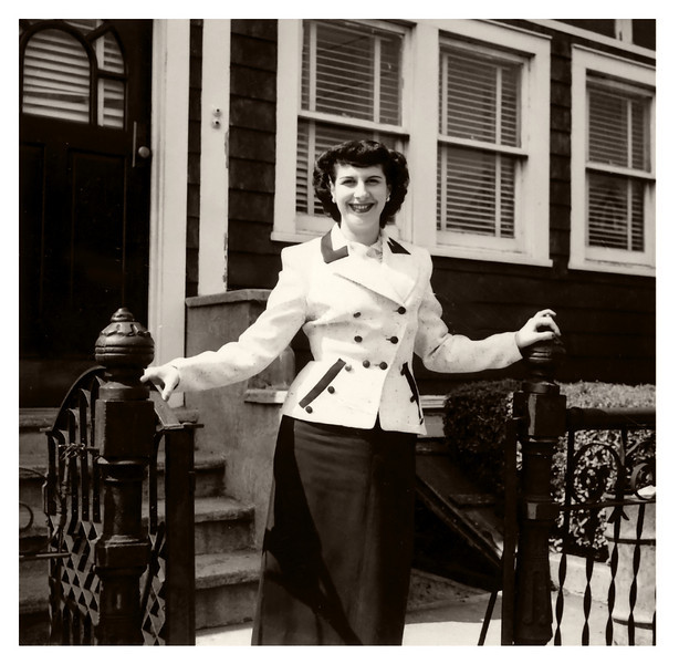 Rose Stamation c1952