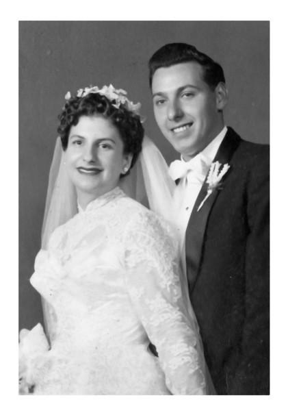Wedding Mr. and Mrs Joseph Esposito.