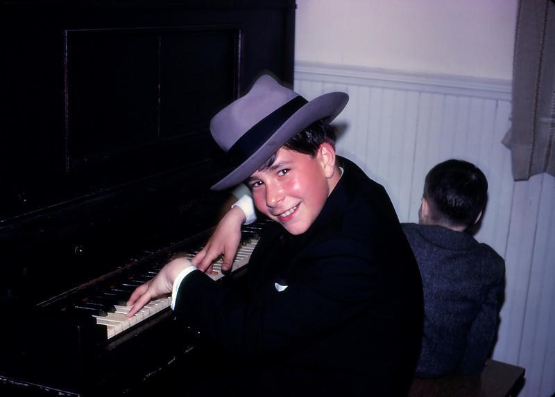 Charles Stamation Jr. 1966