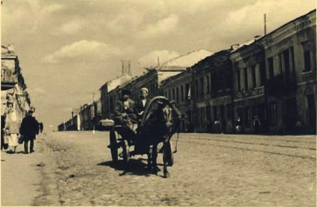 Vitebsk Belarus World War II