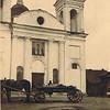 Vitebsk Belarus World War II Destruction. This Church Was Rebuilt Exists Today. Nina And I Have Been Inside. Beautiful.