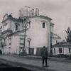 Vitebsk Belarus World War II Destruction. Another Church That Stands Today. Beautiful Inside.