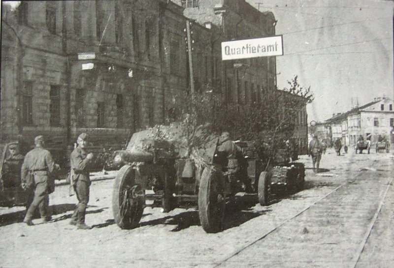 Vitebsk Belarus World War II Photos.