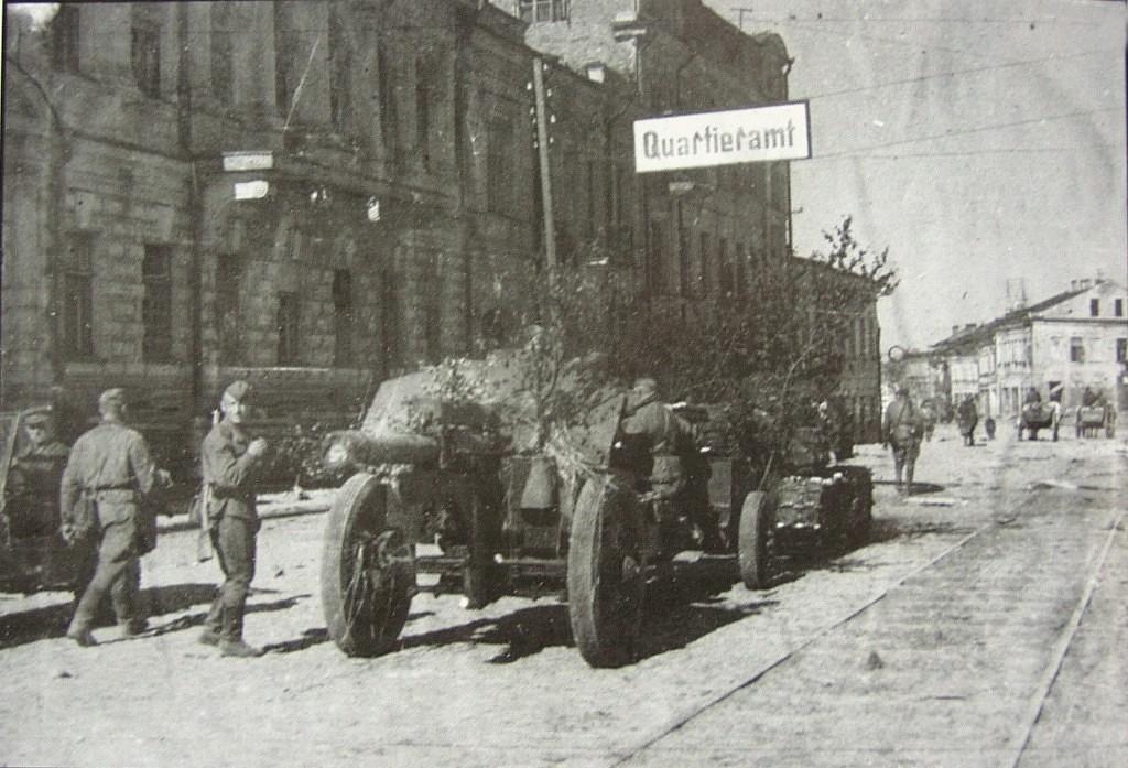 Vitebsk Belarus World War II Photos.
