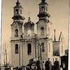 Vitebsk Belarus World War II Destruction. This Church Has Been Restored. Another Beautiful Russian Orthodox Church In Vitebsk.