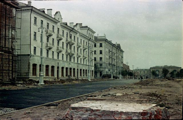 Vitebsk Belarus World War II
