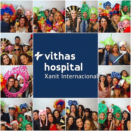 Vithas Xanit Hospital Internacional
