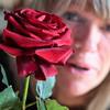 Diane à la rose, les Moulières (Dordogne)