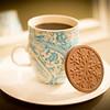 Luvafoodie Snowflake Cookie & Coffee