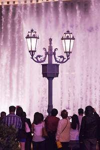 LAS VEGAS Fountains of Bellagio show (2)