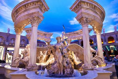LAS VEGAS Caesars Palace Forum Shops (1)
